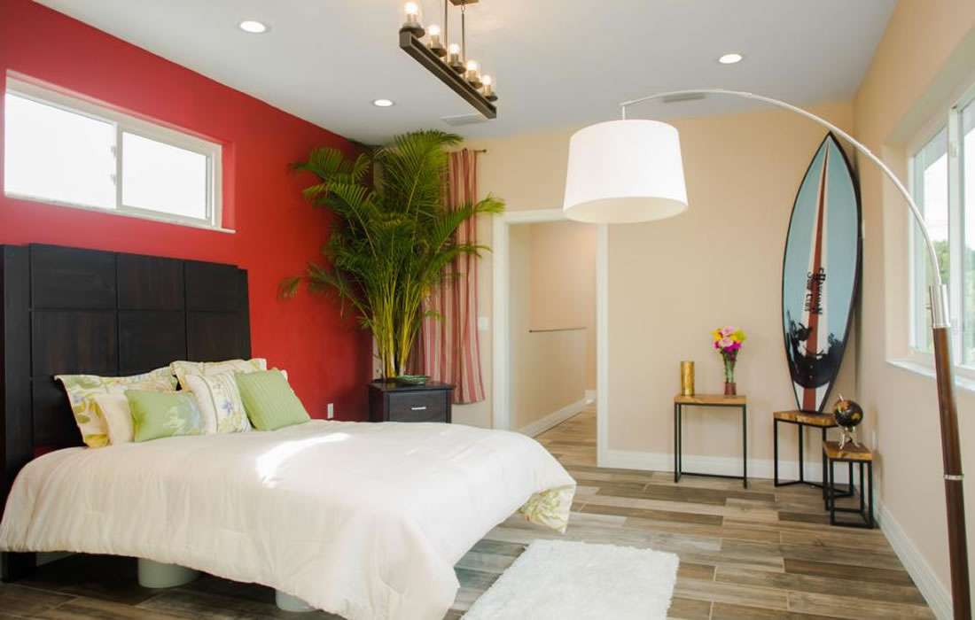 AFTER - New Master Suite